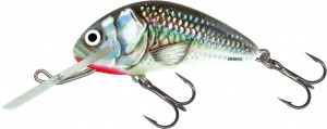 Salmo - Hornet Sinking - Holographic Grey Shiner