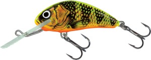 Salmo - Hornet Floating - Gold Fluo Perch
