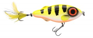 Salmo - Rattlin Hornet Floating - Hot Perch