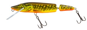 Salmo - Pike Jointed Floating - Hot Pike
