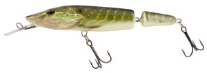 Salmo - Pike Jointed Floating - Real Pike