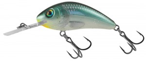 Salmo - Rattlin Hornet Floating - Green Back Herring