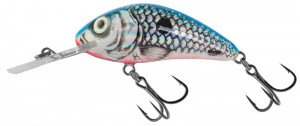 Productafbeelding voor 'Salmo - Rattlin Hornet Floating - Silver Blue Shad'