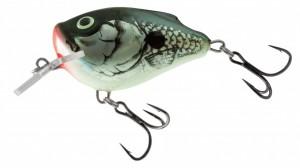 Salmo - Squarebill Floating - Holo Grey Shad