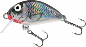Salmo - Tiny Sinking - Holographic Grey Shiner