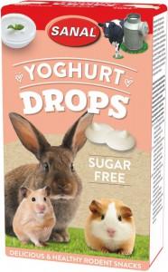 Sanal - Yoghurt Drops Suikervrij