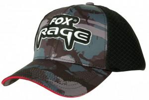 Fox Rage - Camo Baseball Cap