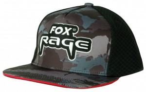 Fox Rage - Camo Trucker Cap