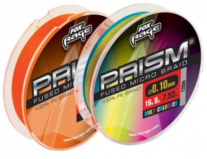 Fox Rage - Prism Fused Braid Orange