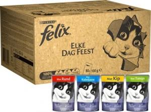 Felix - Elke dag Feest - 80 x 100 G