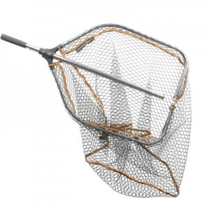 Savage Gear - Pro Folding Rubber Mesh Landingsnet