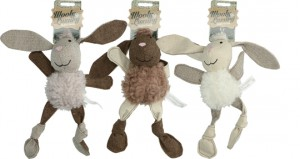 Wooly Luxury - Flatfeet Konijn