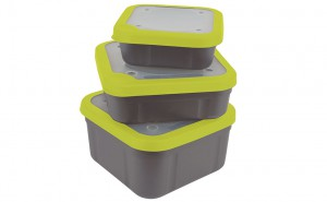 Matrix - Bait Boxes Grey/Lime