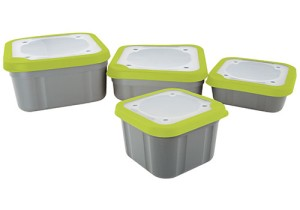 Matrix - Bait Boxes Solid Top Grey/Lime