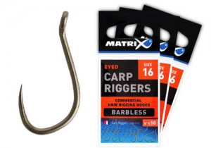 Matrix - Carp Rigger Barbless