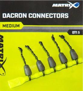 Matrix - Dacron Connectors