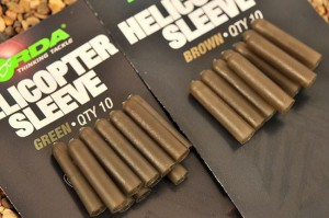Korda - Helicopter Sleeves Rubber