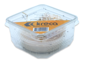Kreca - Fruitvlieg groot met maden