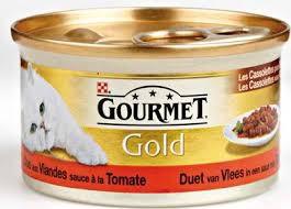 Gourmet - Gold Cassolet