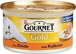 Gourmet - Gold Mousse