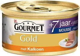 Gourmet - Gold Senior