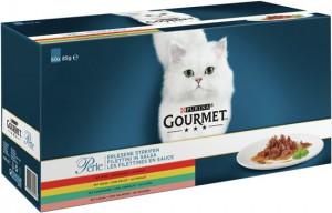 Purina - Gourmet Perle Mix 60 x 85 gr