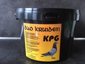 Duo Kruiden - Kpg korrel