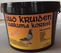 Duo Kruiden - Kurkuma korrel