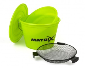 Matrix - Bait Bucket Set Lime