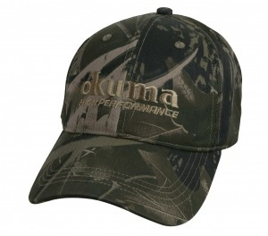 Okuma - Full Back Camouflage Hat