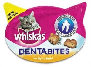Productafbeelding voor 'Whiskas - Dentabites - Kip'