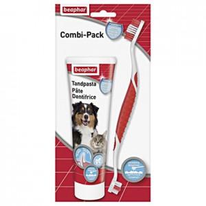 Beaphar Tandpasta & Tandenborstel voor hond en kat Per stuk