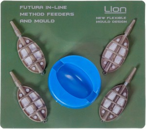 Lion Sports - Futura Method Feeder Set