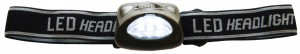 Lion Sports - Rugby 3 LED Headlight