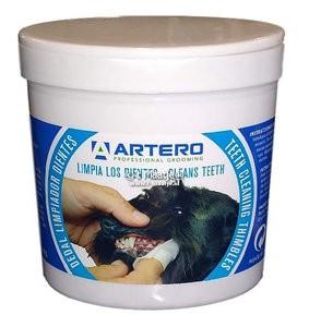 Artero - Vingerdoekjes voor de tanden
