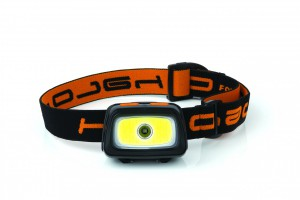 Fox - Halo Multi Colour Headtorch