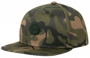 Fox - Camo Edition Snapback Cap