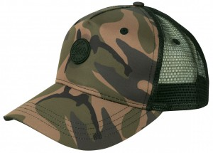 Fox - Camo Edition Trucker Cap
