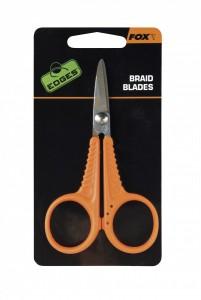 Fox - Edges Braid Blades Orange