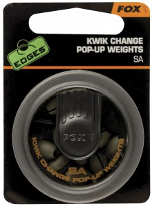 Fox - Edges Kwick Change Pop Up Weights