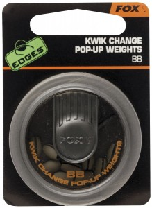 Fox - Edges Quick Change Pop Up Weights