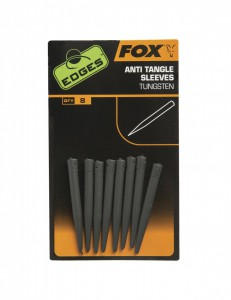 Fox - Edges Tungsten Anti Tangle Sleeves