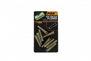 Fox - Edges Lead Clip Tail Rubbers