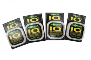 Korda - IQ Extra Soft Fluorocarbon Hooklink