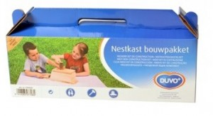 Duvo - Nestkast Koolmees Bouwpakket