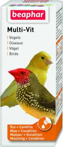 Beaphar - Multi-vit Vogel