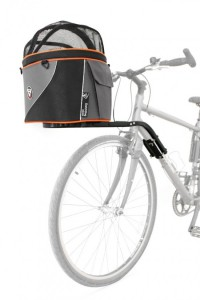 Doggyride - Cocoon fietsmand XL incl. brug en adapter