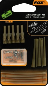 Fox - Zig Lead Clip Kit