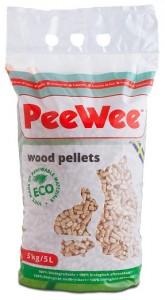 PeeWee - Houtkorrels