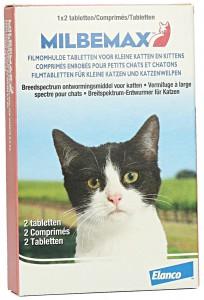 Milbemax - Kitten en Kleine katten
